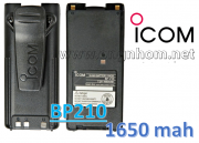pin-bo-dam-icom-v8-v82-bp210-chinh-hang